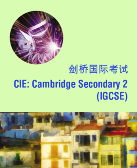 剑桥国际考试 CIE: Cambridge Secondary 2 (IGCSE)
